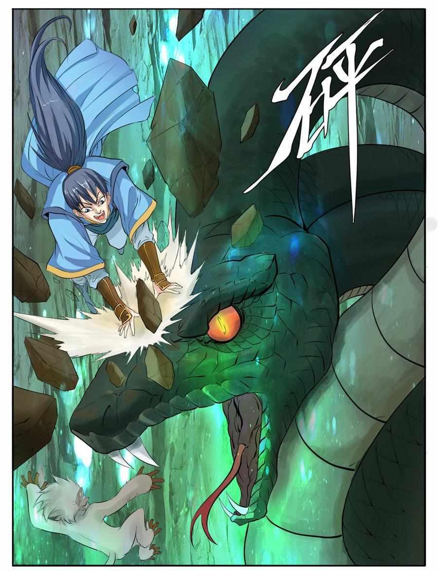 妖道至尊第2话  第2话 灵猴斗蛇妖 第 15