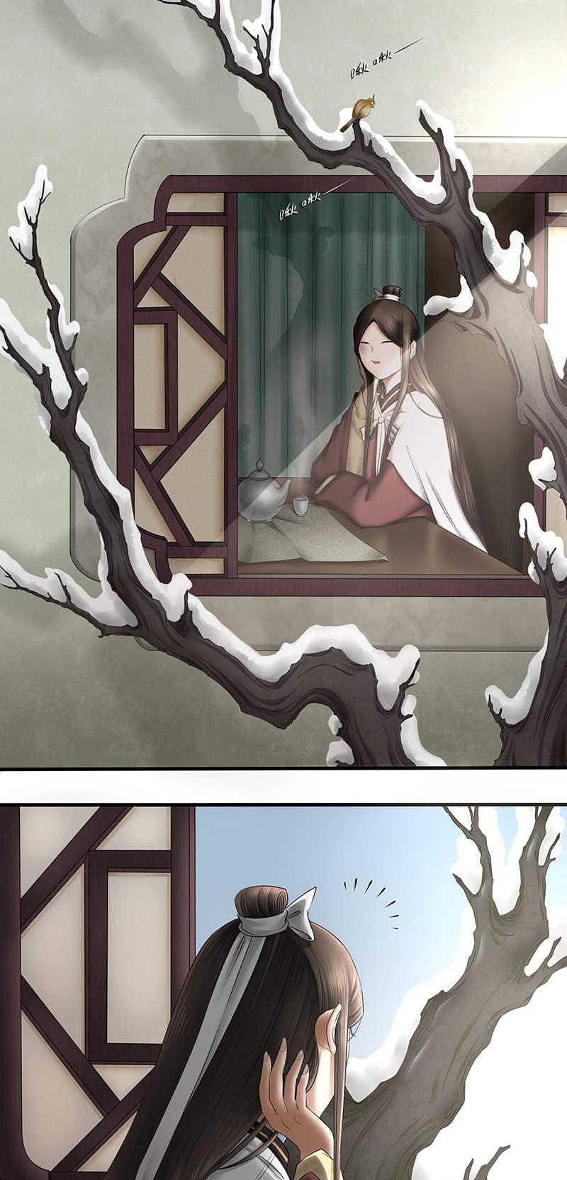 画骨女仵作第21话  故事 第 8
