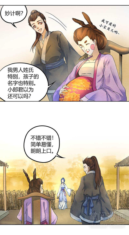 逍遥游第13话  颦眉难语心惆怅 第 6