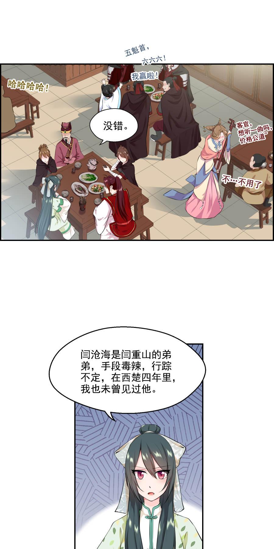盛世帝王妃第27话  吃蟹蟹  + 时尚教主活动 第 14