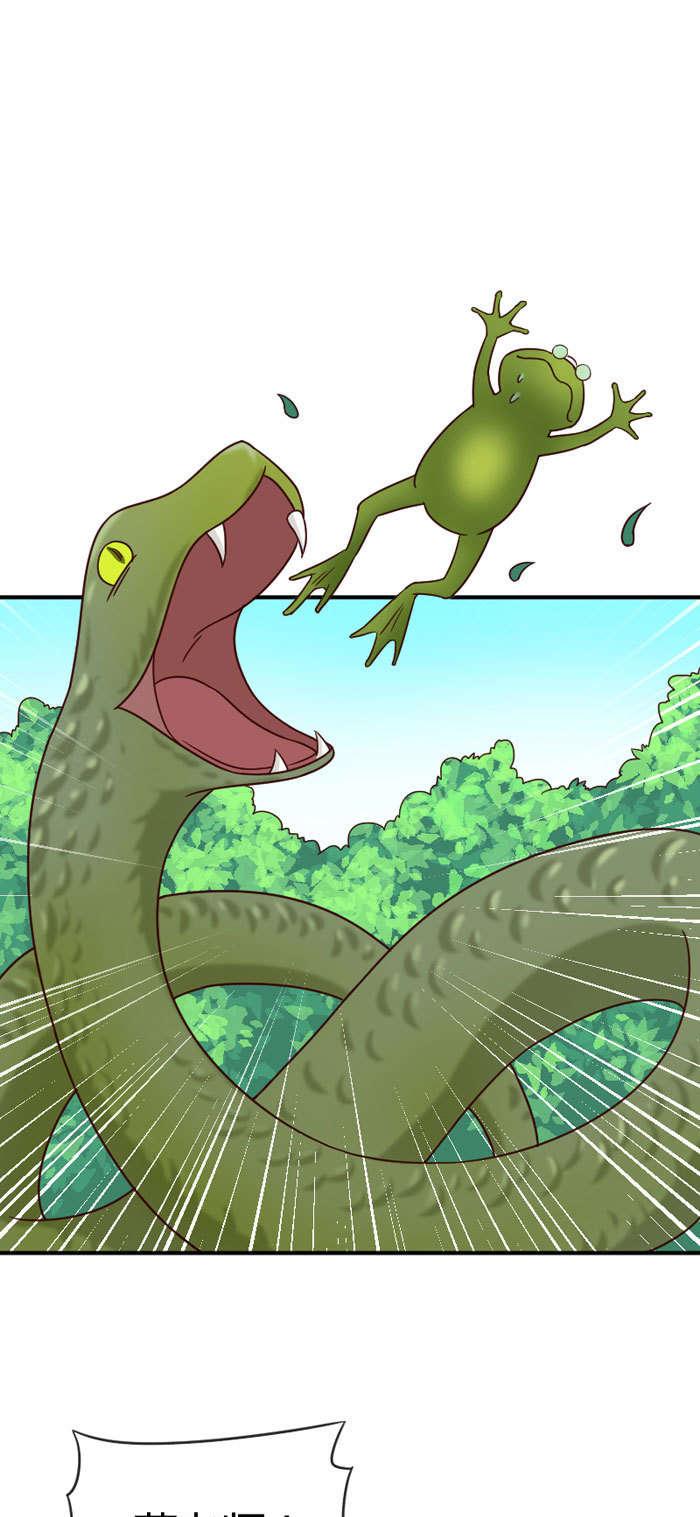 我在月老家打工第54话  青蛙与蛇 第 8